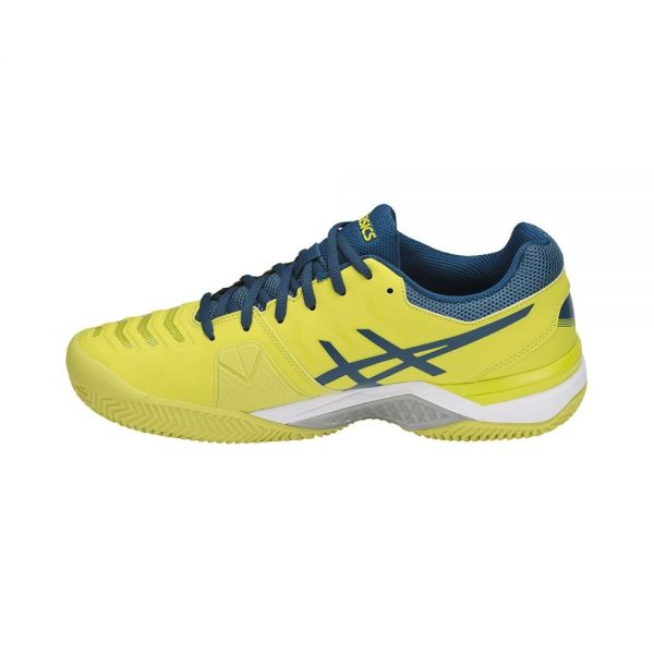 Solution Clay Sport Scarpe Asics Challenger Rac 11 Giallo Gel Iv7f6Ybgy