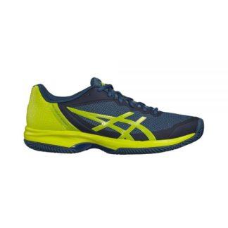 asics scarpe gialle