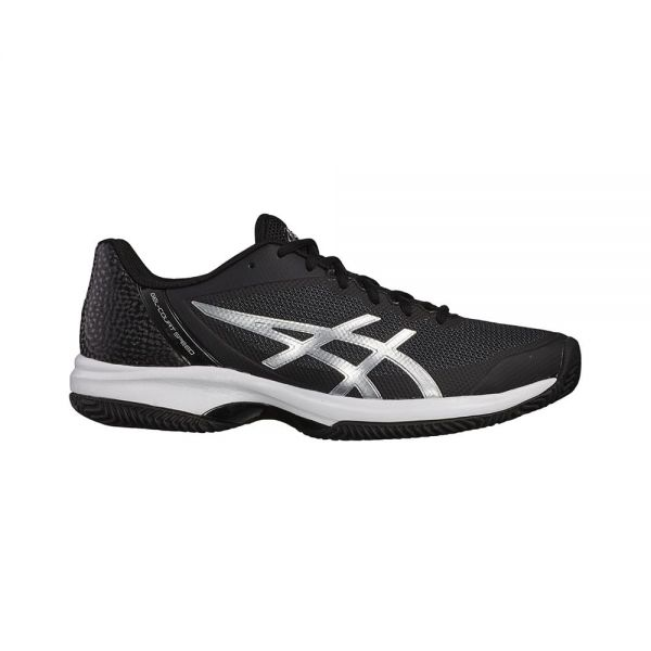 Scarpe Asics Gel Court Speed Clay Nere - Rac Sport Solution 1fea62782db