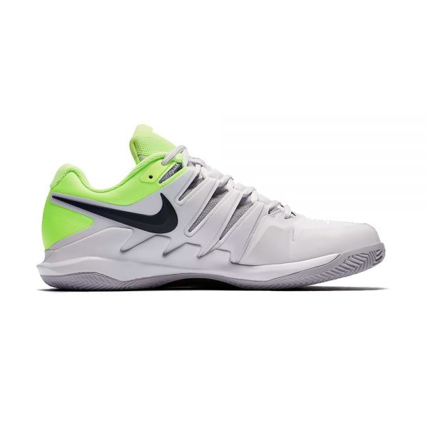 buy popular 545ee dfa61 Scarpe Nike Air Zoom Vapor X Cage Clay Grigie