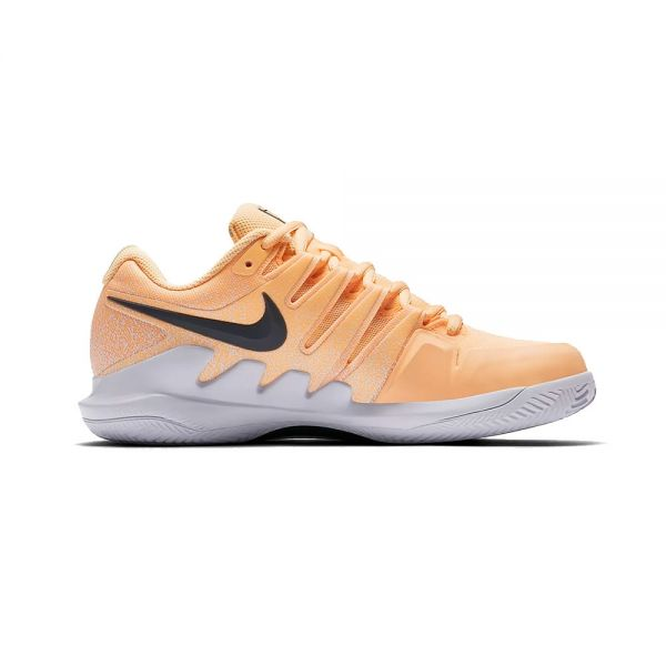 Arancioni Air Clay Zoom Vapor Sport Solution Rac X Woman Nike Scarpe gBTqC